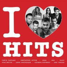 I Love Hits - 2016 Greek CD