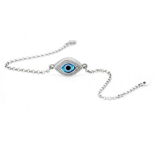 Celebrity Evil Eye Mati Bracelet