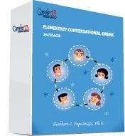 Greek Conversational One Package