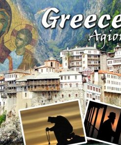 Magnet - Greece Agion Oros