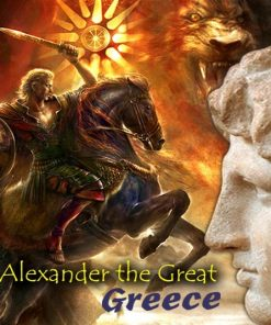 Magnet - Greece Alexander the Great