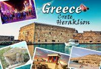 Magnet - Greece Heraklion Crete