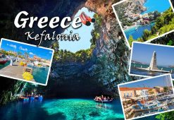 Magnet - Greece Kefalonia