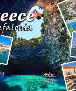 Magnet - Greece Kefalonia