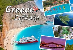 Magnet - Greece Lefkada