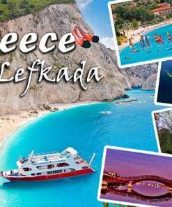 Magnet - Greece Lefkada