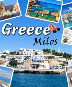Magnet - Greece Milos