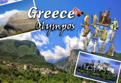 Magnet - Greece Olympos