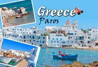 Magnet - Greece Paros