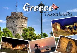 Magnet - Greece Thessaloniki