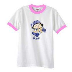 Greek-Girl-Flag T-Shirt