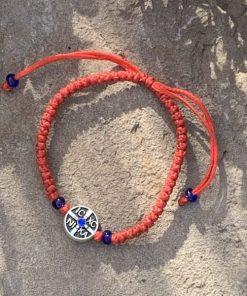 Red Komboskini Chokti Bracelet