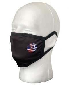 Greek-American-Flag-Mask