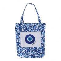 Good Luck Eye Mati Shopping Bag
