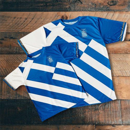 New Greece Soccer Jerseys