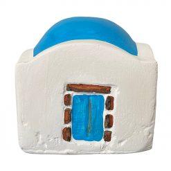 Santorini Blue Dome House